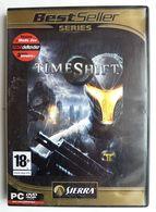 JEU PC TIMESHIFT Complet De Tout Ses Bons D'essais - Jeux PC