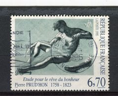 FRANCE - Y&T 2927° - Art - Pierre Prud'hon - Gebraucht