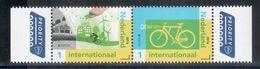 Niederlande / Netherlands / Pays-Bas 2016 Paar/pair EUROPA ** - Europa-CEPT