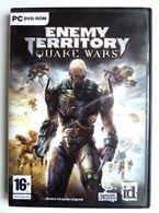 JEU PC ENEMY TERRITORY QUAKE WARS - Jeux PC