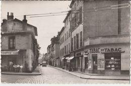 Cpsm-lyon-vaise-  Rue St Pierre De Vaise-rue Du Tunnel - Lyon
