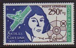 Madagascar 1974. Nicolas Copernic. Space. MNH** - Madagaskar (1960-...)