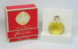 "Nina RICCI ""Farouche"" Flacon-sac - Miniature De Parfum - Parfum 6ml - Moderne Miniaturen (ab 1961)"