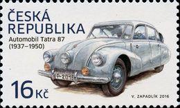 ** 903 Czech Republic Tatra 87 2016 Koprivnice Nesselsdorf - Automobili