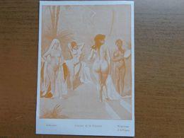 Naakt, Nude, Naked / Créoles De La Guyana (meer Een Prent, Not Postcard) --> Unwritten - Belleza Feminina (1941-1960)