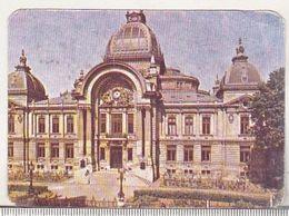 Romanian Small Calendar - 1984 - CEC - Calendrier , Roumanie - Petit Format : 1981-90