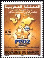 Morocco 2002. International Union Of Telecommunications Conference, Marrakech. MNH** - Morocco (1956-...)