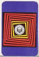 Romanian Small Calendar - 1979 CEC Bank - Calendrier , Roumanie - Calendars
