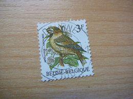 (10.07) BELGIE 1985 Nr 2189  Mooie Afstempeling DEURNE - 1985-.. Oiseaux (Buzin)