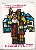 Romanian Small Calendar - 1978 CEC Bank - Calendrier , Roumanie - Calendars