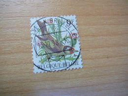 (10.07) BELGIE 1985 Nr 2190  Mooie Afstempeling BRUSSEL-BRUXELLES - 1985-.. Oiseaux (Buzin)