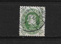 Danemark Yv. 206 O. - Usado
