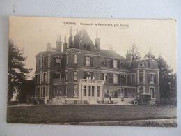 Peronne  La Maisonnette  Chateau - Peronne