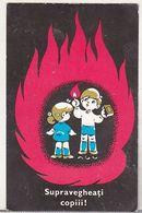 Romanian Small Calendar - 1983 - Petit Format : 1981-90