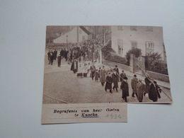"Origineel Knipsel ( 5203 ) Uit Tijdschrift "" Zondagsvriend ""  1936 :    Knocke  Knokke - Vieux Papiers"