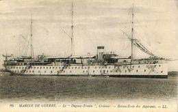 029 490 - CPA - Bateaux - Guerre - Marine De Guerre - Le Duguay-Trouin - Guerre