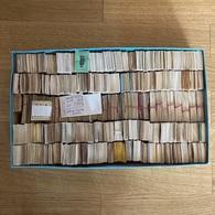 Matchbox Labels Phillumeny ET000045 - Miscellaneous Set Over 13000 Pcs - Boites D'allumettes - Etiquettes