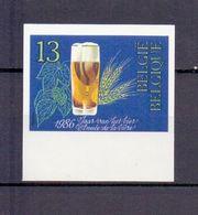 2230 BIER ONGETAND  POSTFRIS** 1986 - Belgio