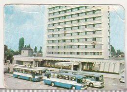 Romanian Small Calendar - 1980 Prahova Hotel Ploiesti - Calendars