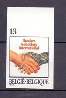 2243 Flanders Technology ONGETAND POSTFRIS**  1987 - Belgio