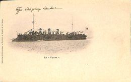 029 495 - CPA - Bateaux - Guerre - Le Friant - Guerra