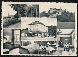 FALAËN   CARTE PHOTO  HOTEL RESTAURANT  COBUT - Onhaye