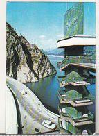 Romanian Small Calendar - 1986 - ONT Carpati Bucharest - Vidraru Dam - Petit Format : 1981-90