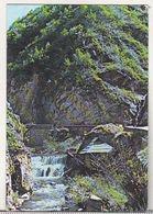 Romanian Small Calendar - 1986 - ONT Carpati Bucharest - Radeasa Gorges - Petit Format : 1981-90