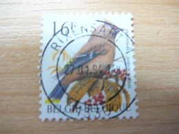 (10.07) BELGIE 1993 Nr 2534  Mooie Afstempeling RIXENSART - 1985-.. Oiseaux (Buzin)