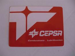Cepsa Portugal Portuguese Pocket Calendar 1995 - Kalender
