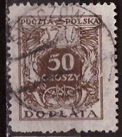 PIA - POLONIA - 1924 : Francobollo Do Servizio  - (Yv  75) - Officials