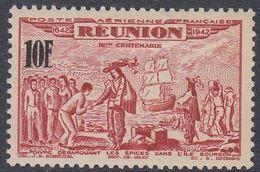 Réunion 1943 - Airmail Stamp: Spice Trade - Mi 213 * MH [1020] - Luftpost