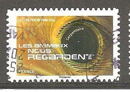 FRANCE 2015  Adhésif Y T N ° 1161 Oblitéré Cachet Rond - Francia