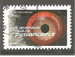 FRANCE 2015  Adhésif Y T N ° 1163 Oblitéré Cachet Rond - Francia
