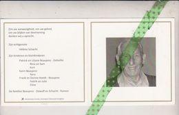 André Beauprez-Schacht, Zarren 1921, Roeselare 2012. Gewezen Beenhouwer En Paardekoopman - Décès