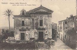 Velletri - Chiesa Delle Stimmate - Velletri
