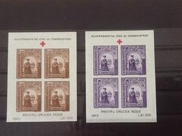 Mi.703/705(*) Blocks Ausgabe Für Transnistrien. - Hojas Bloque
