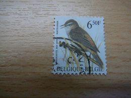 (10.07) BELGIE 1994 Nr 2577  Mooie Afstempeling WERVIK - 1985-.. Pájaros (Buzin)
