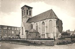 Borsbeek : St. Jacobus Kerk En Kostschool - Borsbeek
