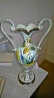 MONACO  Aiguière à L'oiseau Bleu - Ceramics & Pottery