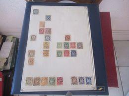 Norvège Origines - 1939 Sur Feuilles  5 Scans - Stamps