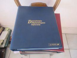 Documents De La Poste Année  2001     Complète Avec Tous Les BLOCS  Le Siècle Au Fil Du Timbre Animaux Rail   49   Scans - Briefmarken