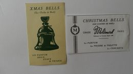 Carte Parfumée Ancienne Molinard Grasse - Anciennes (jusque 1960)