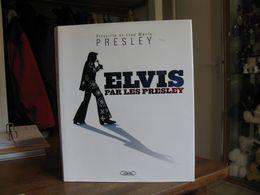 LIVRE / DE ELVIS PRESLEY Raconté Par Priscilla Et Lisa Marie PRESLEY  MICHEL FAFON - Musica & Strumenti
