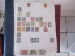 Pays - Bas  Origines -1939 - Briefmarken