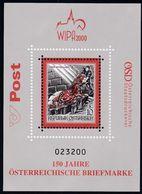Österreich, 2000, 2303 Block 13, MNH **, Sagen Und Legenden Aus Österreich. - Blocks & Sheetlets & Panes
