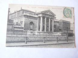 A Vendre Très Belle Carte Ancienne De Lille  Palais De Justice. Maison D'arrêt..   Petit Prix - Lille