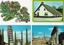 LOT DE 550  CARTES DU MONDE ENTIER  PERIODE  A PARTIR DE 1960  REF14 - Cartes Postales