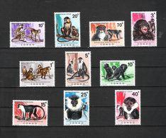 Democratic Republic Of Congo 1971 Apes  MNH ** - Neufs