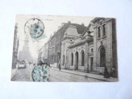 A Vendre Très Belle Carte Ancienne De Lille  La Caisse D'Epargne.   Petit Prix - Lille